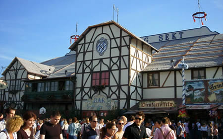 News und Neuheiten - Munich Oktoberfest Party